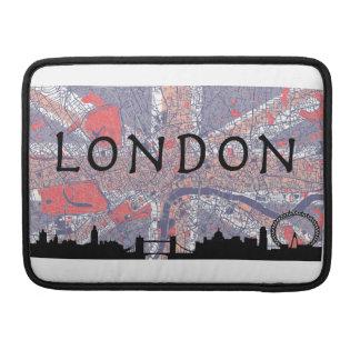 ロンドンMacbookのバッグ MacBook Proスリーブ