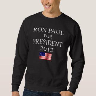 ロン・ポールのスエットシャツの暗闇 スウェットシャツ