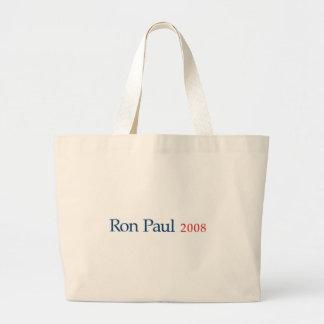 ロン・ポールのトートバック ラージトートバッグ