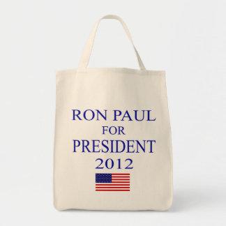 ロン・ポールのバッグ トートバッグ