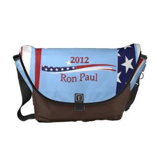 ロン・ポールのメッセンジャーバッグ クーリエバッグ
