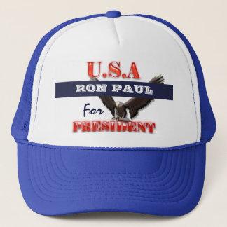 ロン・ポールの大統領2012はカスタマイズ キャップ
