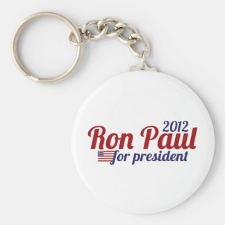 ロン・ポールの大統領2012年 キーホルダー