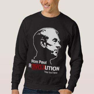 ロン・ポールの改革の名前入りなフード付きスウェットシャツ スウェットシャツ