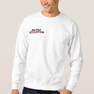 ロン・ポールの改革はスエットシャツを刺繍しました ベーシックスウェットシャツ