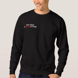 ロン・ポールの改革はスエットシャツを刺繍しました 刺繍入りスウェットシャツトレーナー
