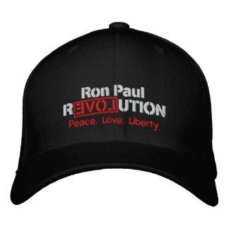 ロン・ポールの改革は帽子を刺繍しました 刺繍入りキャップ