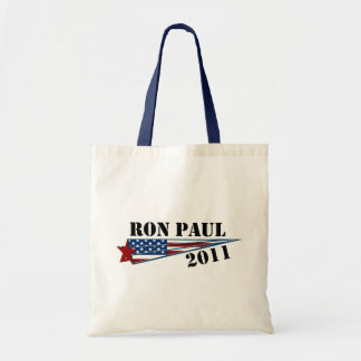 ロン・ポールの改革2012年 トートバッグ