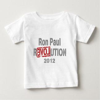 ロン・ポールの改革2012年 ベビーTシャツ