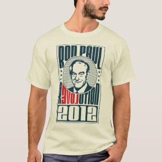 ロン・ポールの改革2012年 Tシャツ