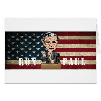 ロン・ポールの改革 カード