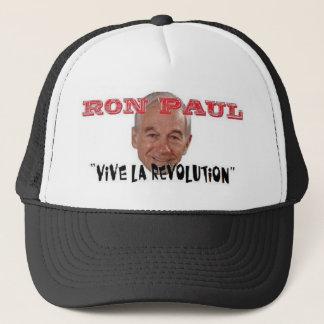ロン・ポールの新しいギア! キャップ