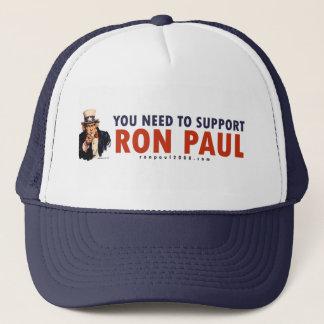 ロン・ポールの米国市民帽子 キャップ