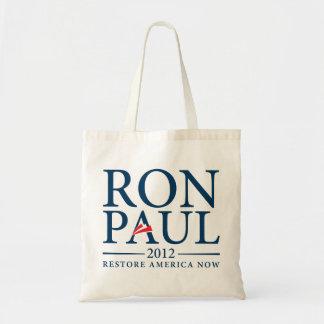 ロン・ポールの2012年のトート トートバッグ