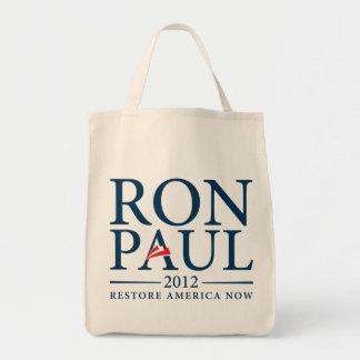 ロン・ポール2012のバッグ トートバッグ