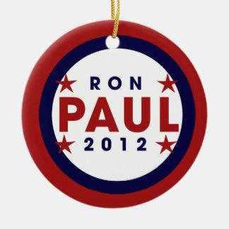 ロン・ポール2012年 セラミックオーナメント