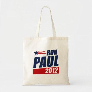 ロン・ポール2012年 トートバッグ