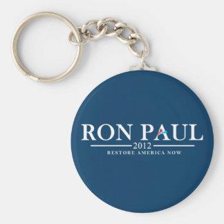 ロン・ポール2012年-今回復アメリカの鍵鎖 キーホルダー