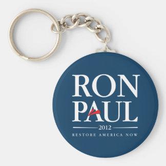 ロン・ポール2012年(青) キーホルダー
