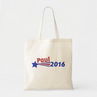 ロン・ポール2016年 トートバッグ