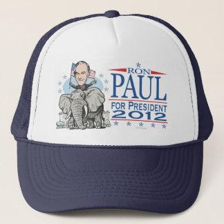 ロン・ポールGOPのマスコット2012年 キャップ