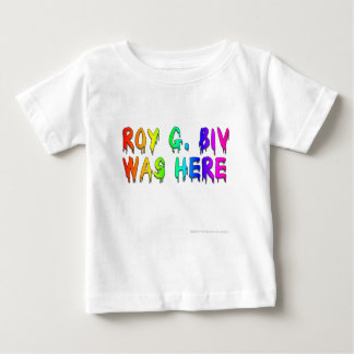 ローイG. Biv Graffiti ベビーTシャツ