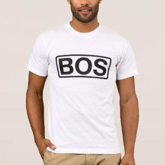 ローガンの国際空港ボストン Tシャツ