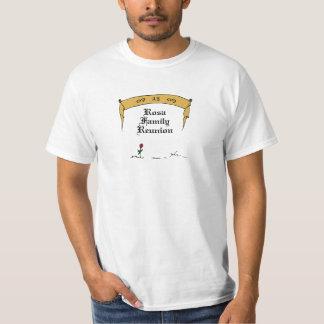 ローザの家族会のTシャツ(経済) Tシャツ