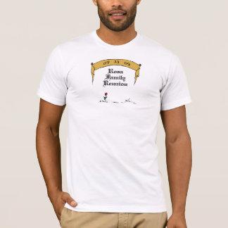 ローザの家族会のTシャツ Tシャツ