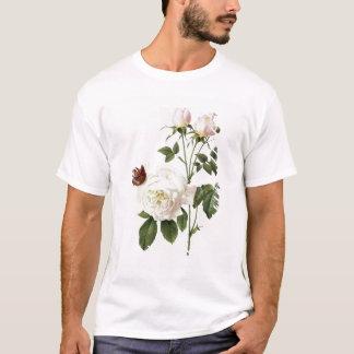 ローザ: Bengale 「LesのバラからのHymenes、 Tシャツ