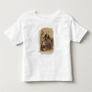 ローザBonheur (1822-99年)のポートレート(写真) トドラーTシャツ