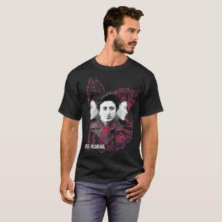 ローザRubra 3D Tシャツ