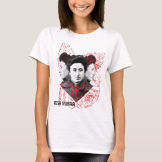 ローザRubra Tシャツ