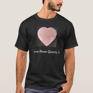 ローズクォーツの恋人のため Tシャツ
