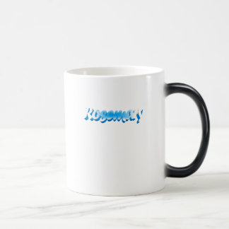 ローズマリーのコーヒー・マグ マジックマグカップ