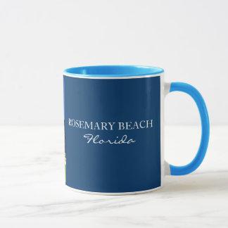 ローズマリーのビーチ、フロリダ マグカップ