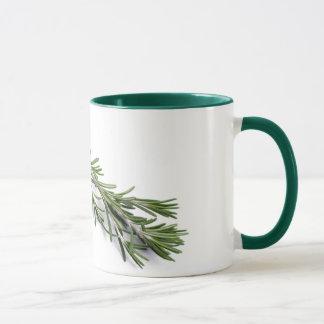 ローズマリーのマグ マグカップ