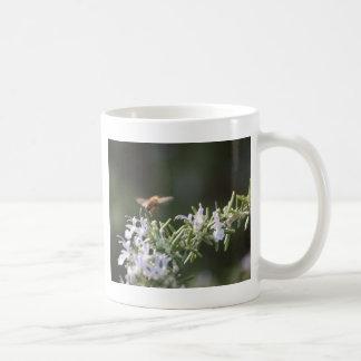 ローズマリーの蜂 コーヒーマグカップ