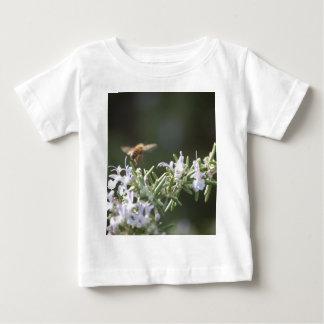 ローズマリーの蜂 ベビーTシャツ