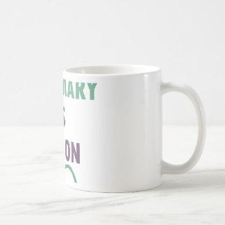 ローズマリーはですキャノン(v1) コーヒーマグカップ