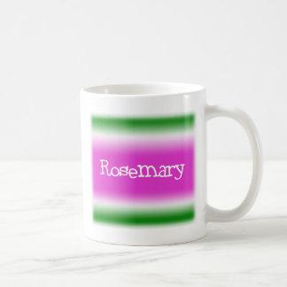 ローズマリー コーヒーマグカップ