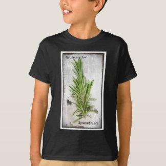 ローズマリー Tシャツ