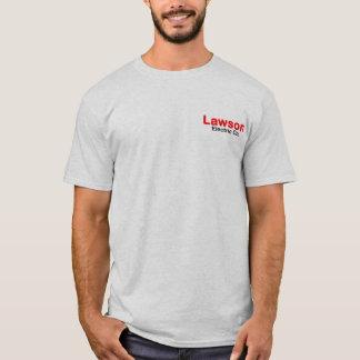 ローソンの電気Tシャツ Tシャツ