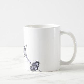 ロータリーエンジンのマグ コーヒーマグカップ