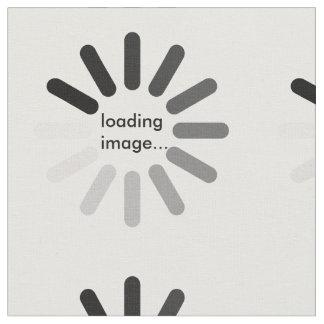 """ローディングのイメージによってとかされる綿(56""""幅)の生地 ファブリック"""