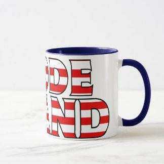 ロードアイランドのコーヒー・マグ マグカップ