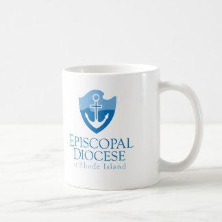 ロードアイランドのマグの主教管区 コーヒーマグカップ