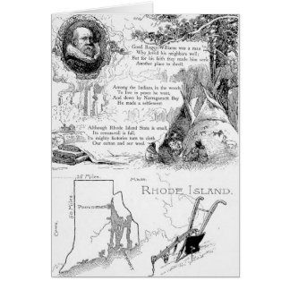ロードアイランドの歴史 カード