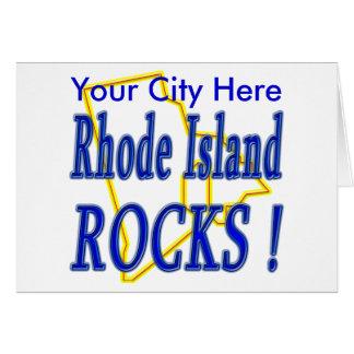 ロードアイランドの石! カード