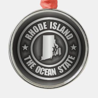 ロードアイランドの鋼鉄 メタルオーナメント